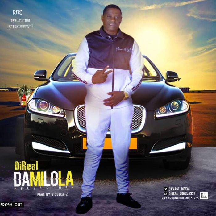 [Download Music] DiReal – Damilola Direal10