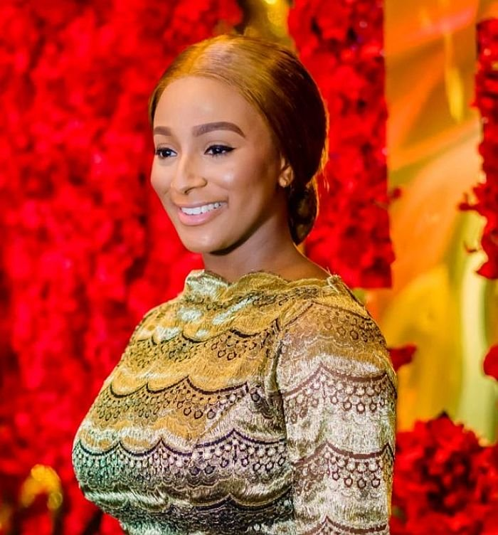 DJ Cuppy Excited As She Meets Hushpuppi For The First Time In Dubai ( Watch Video) Dj-cup25