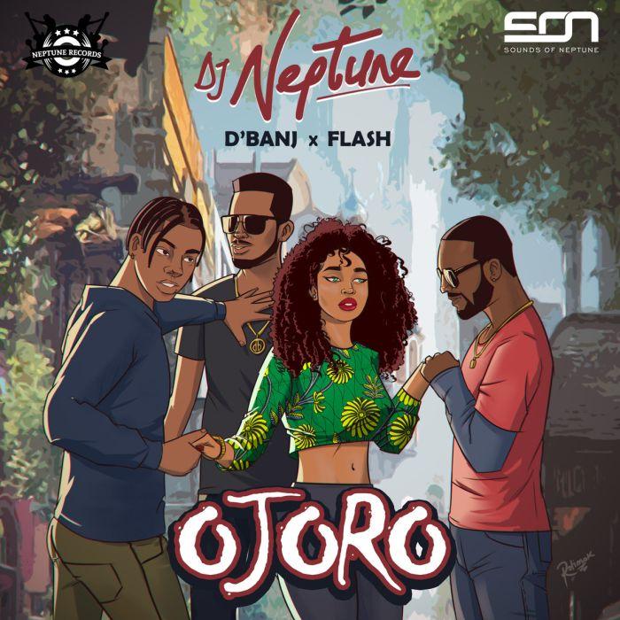 "DJ Neptune – ""Ojoro"" Ft. Flash & D'banj | 9Jatechs Music Mp3 Dj-nep17"