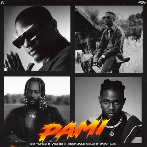 [INSTRUMENTAL] DJ Tunez – Pami ft. Wizkid, Adekunle Gold & Omah Lay | Download Mp3 Dj_tun13
