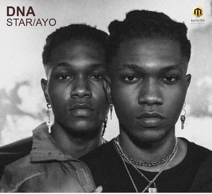 """Mavin Records Duo DNA Drops 2 New Songs """"Star"""" & """"Ayo"""" 