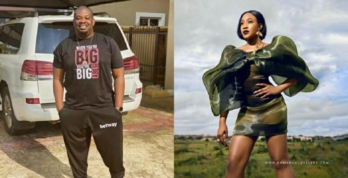 """""""Fvck Us Up We Are Your Room 306 Guest"""" – Don Jazzy Reacts To Saucy Photo Of Erica Don-ja62"""