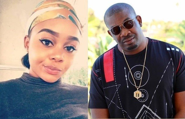 Don Jazzy Replies Lady Who Says She's Pregnant For Him Don12