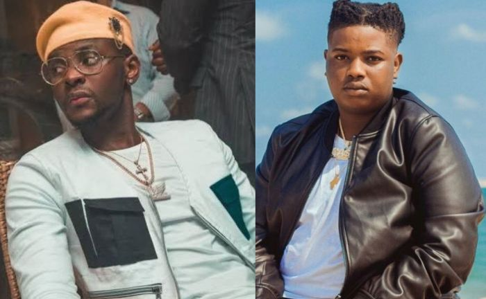 Davido Saved My Life, Career From Kizz Daniel's Illegal Signing To Flyboy Inc – Barry Jhay Blows Hot (Watch Video) Downlo35