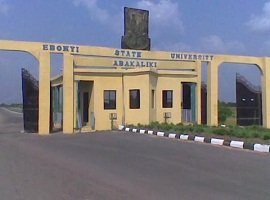 Ebonyi State University (EBSU) Supplementary Admission List for Session 2018 /2019   Ebsu10