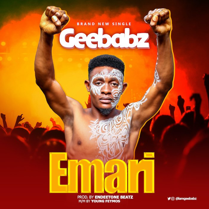 [Music] Geebabz – Emari | Mp3 Emarii10