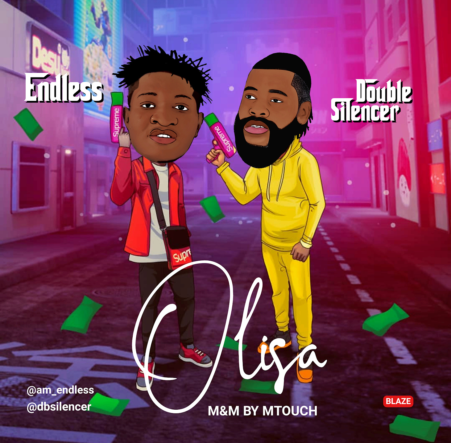 "[Music + Video] Endless – ""Olisa"" Ft. Double Silencer 