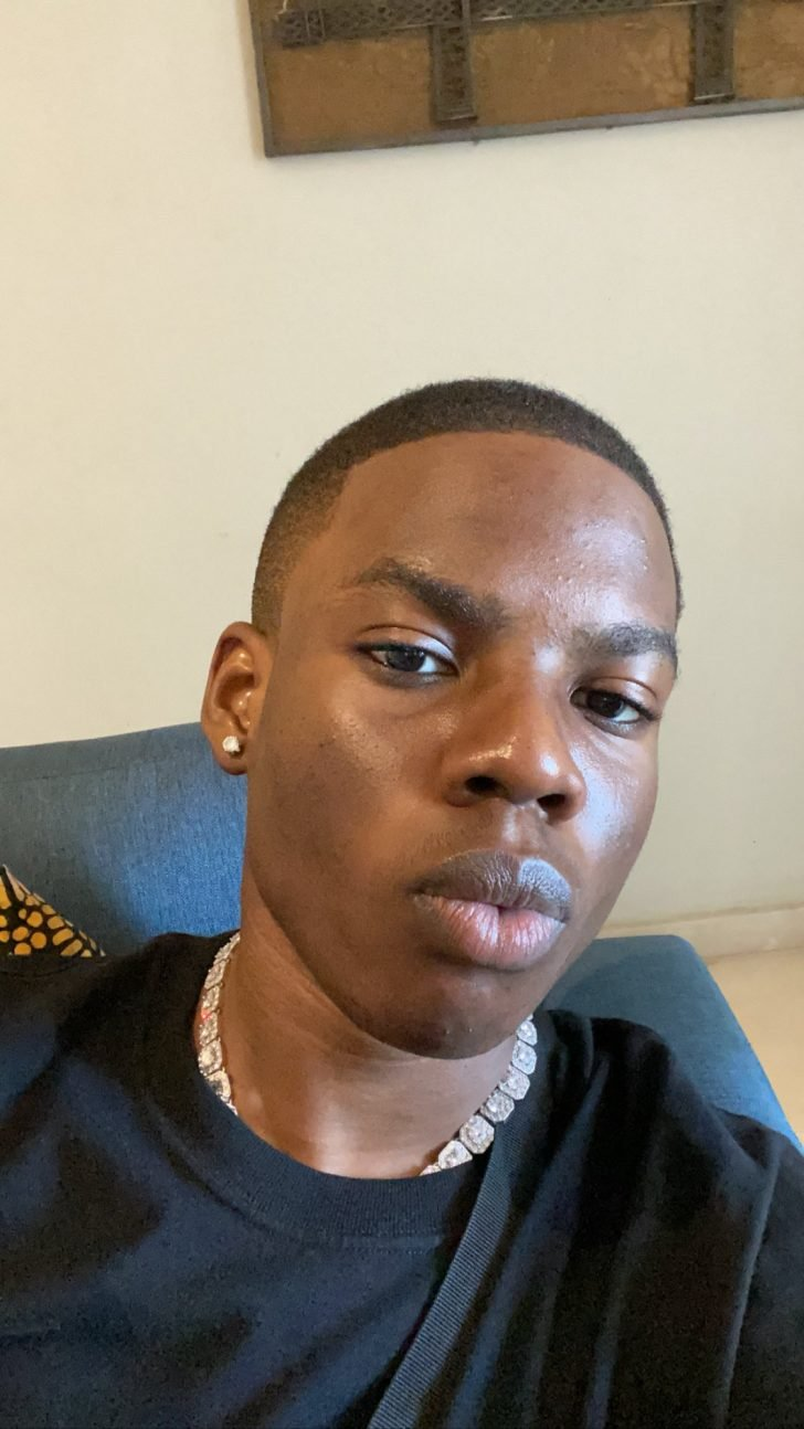 #ENDSARS : Dreads Don't Mean I'm A Criminal – Rema Writes As He Cuts His Trademark Hairstyle. Endsar10