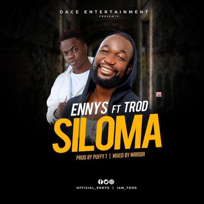 Ennys Ft. TROD – Siloma | 9Jatechs Music and Video  Ennys-10