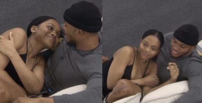 2020 BBNaija: Twitter Users React As BBNaija Housemates, Lilo, Eric Make Out In Bed Again Eric-a10