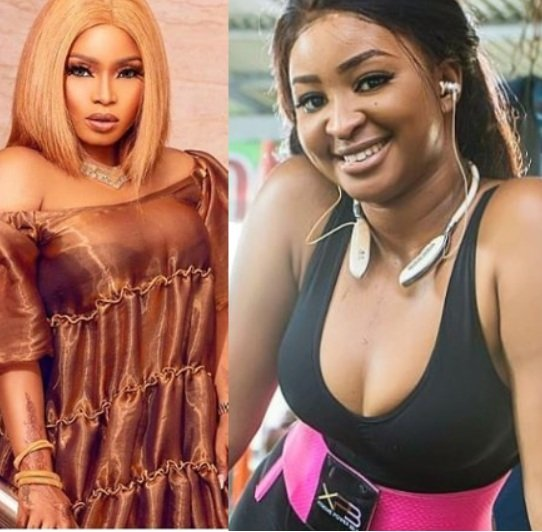 Etinosa Calls Out Halima Abubakar For Using Another Woman's Baby Photo As Hers – Halima Hits Back Etinos30