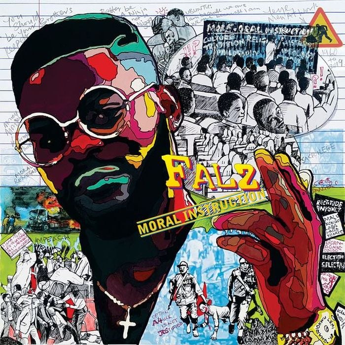 [Download Music] Falz – E No Finish Falz-m11