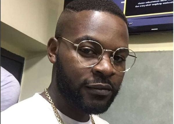 Falz Pictured With Ahmed Musa Ahead Argentina Clash (See Photos) Falz10