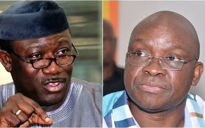 It Will Be 'Irresponsible' Of Me Not To Probe Fayose, Says Fayemi Fayemi10