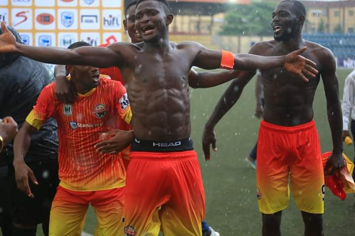UAM Tillers of Federal University of Agriculture Makurdi(FUAM) Crowned Maiden Champions Of HiFL  Fb_img23