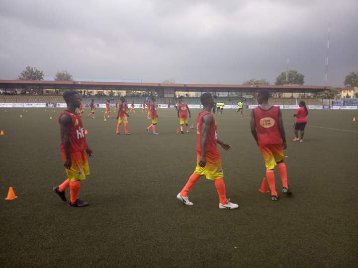 UAM Tillers of Federal University of Agriculture Makurdi(FUAM) Crowned Maiden Champions Of HiFL  Fb_img25