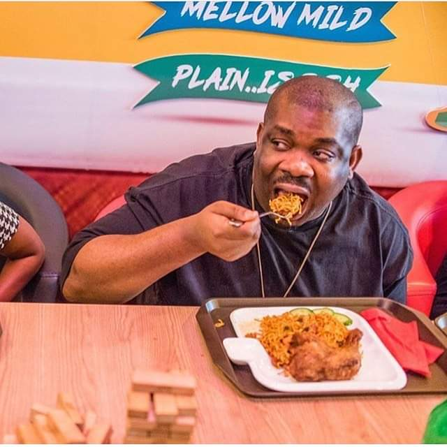 Caption This Photo Of Don Jazzy Eating Fb_img50