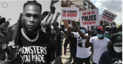 """""""It Will Get Worse But Please LET US NEVER BACK DOWN"""" – Burna Boy Writes Fbnmkg10"""