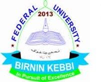 2018/2019 Federal University Birnin Kebbi (FUBK) First Batch Admission List  Federa16