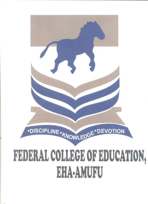 2018/2019 FCE Eha-Amufu Affiliated to UNN Degree Post UTME Form  Federa17