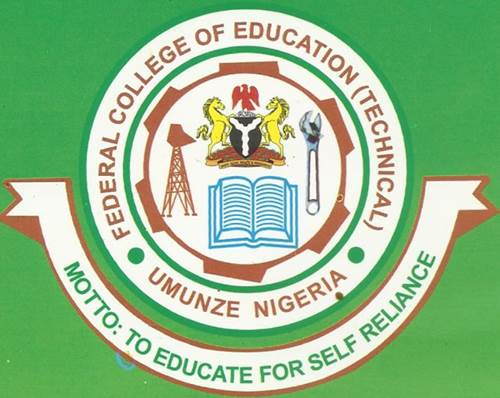 Federal College of Education (Technical), FCET, Umunze Acceptance Fee Payment, Registration & Clearance Procedure for 2018/2019 Newly Admitted Candidates Federa25