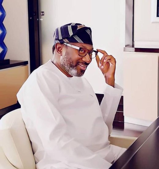DJ Cuppy's Dad, Femi Otedola Celebrates A Million Followers On Instagram Femi11