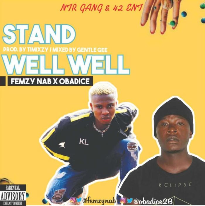 [Download Music] Femzynab Ft. Obadice – Stand Well Well Femzyn10