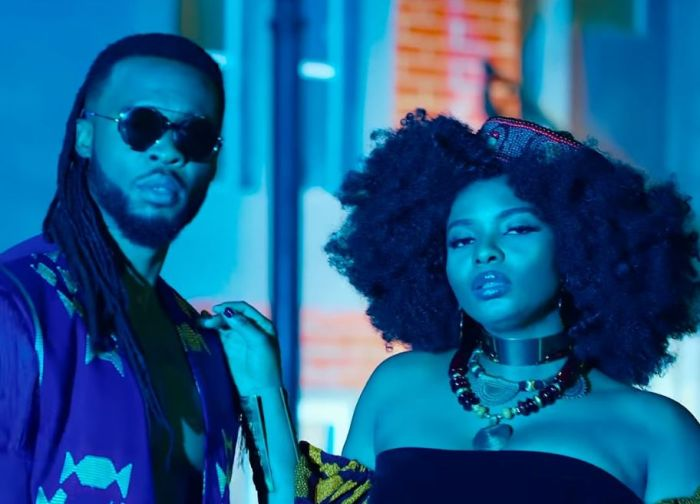 [Download Video] Flavour Ft. Yemi Alade – Crazy Love Flavor10