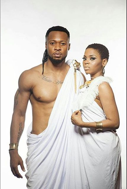 Nigerians Congratulate Flavour And Chidinma Over Their Rumored Marriage Flavou11