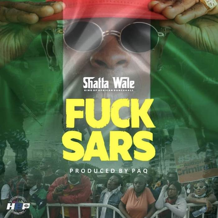[Music] Shatta Wale – Fvck SARS | Download Mp3 Fuck10