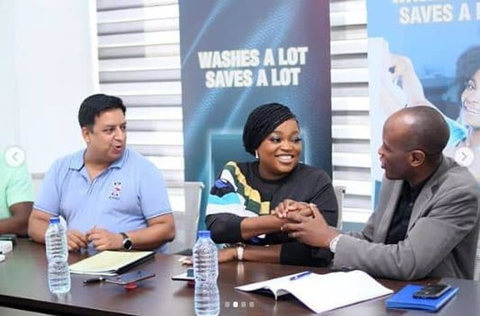Actress Funke Akindele Bags New Endorsement Deal (See Photos) Funke-20