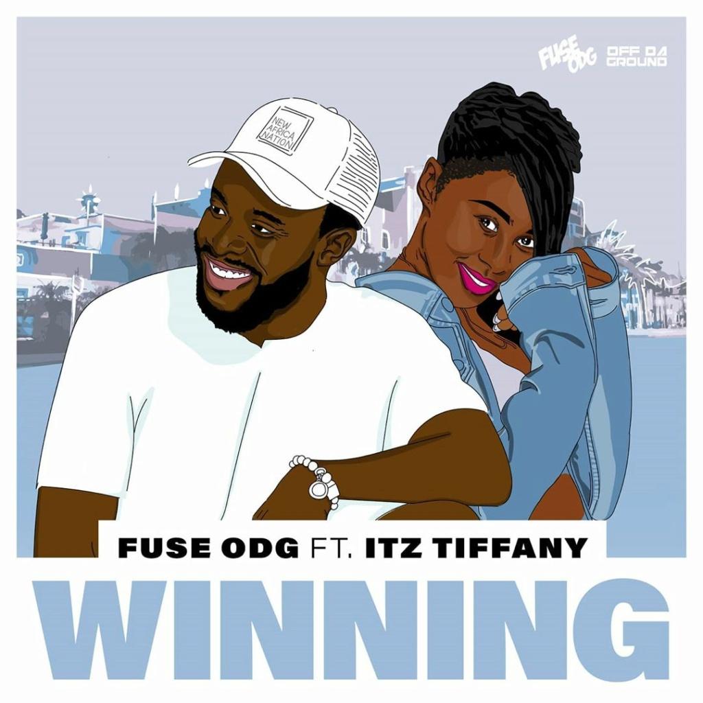 [Music] Fuse ODG – Winning ft. Itz Tiffany   Download Mp3 Fuseod10