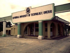 FUTO Supplementary Admission List Batch A, B, C, D, E & F for 2018/2019 Academic Session [UPDATED] Futo-312