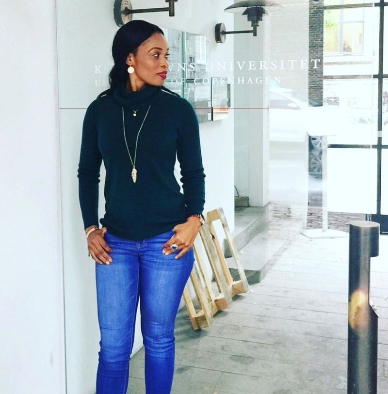 """There Is Neither Happiness Nor Misery In The World""- Actress Georgina Onuoha Reveals Georgi12"