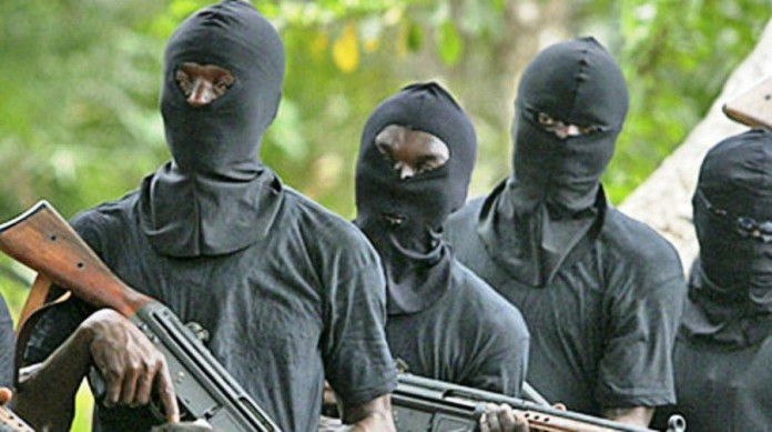 Gunmen Attack Church In Kaduna, Kill Resident Pastor, Kidnap His Wife Gunmen12
