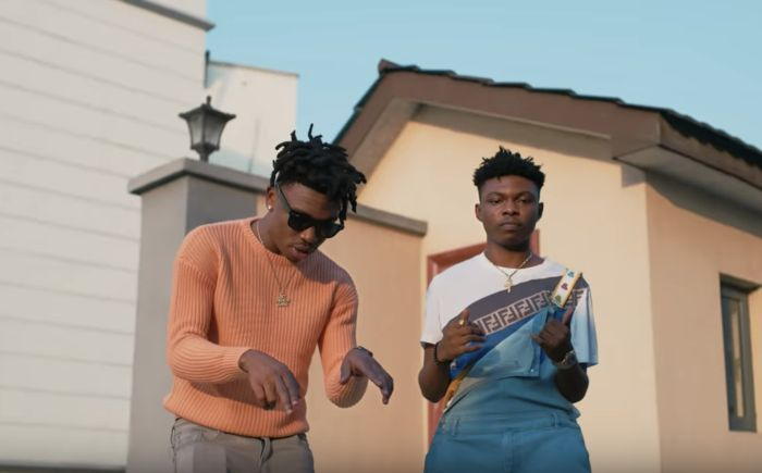 [Download Video] Haekins Ft. Mayorkun – Expression (Remix) Haekin10