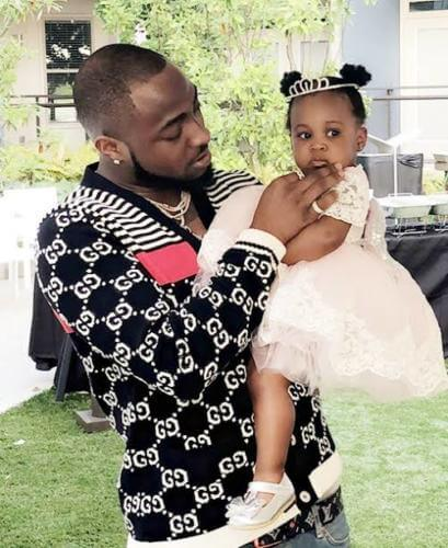 "Davido's Daughter, Hailey Confirms Her Marlian Status As She Sings ""Soapy"" Hailey10"