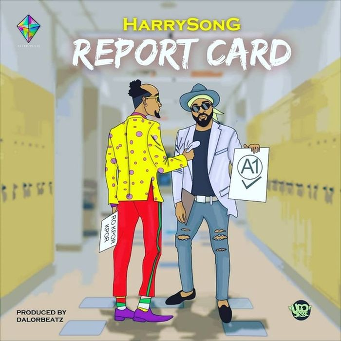 [Download Music] Harrysong – Report Card Harrys13