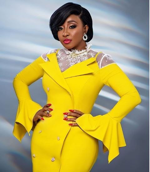 """Stop Pressuring Us With Your Beauty"", Actress Queen Nwokoye Begs Ini Edo Hcdvhd10"