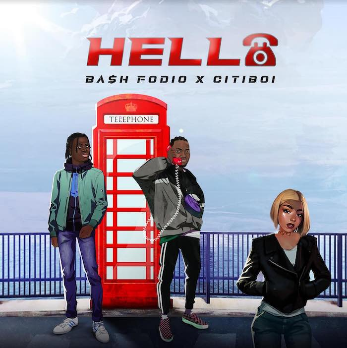 [Music] Bash Fodio x CitiBoi – Hello | Mp3 Hello10