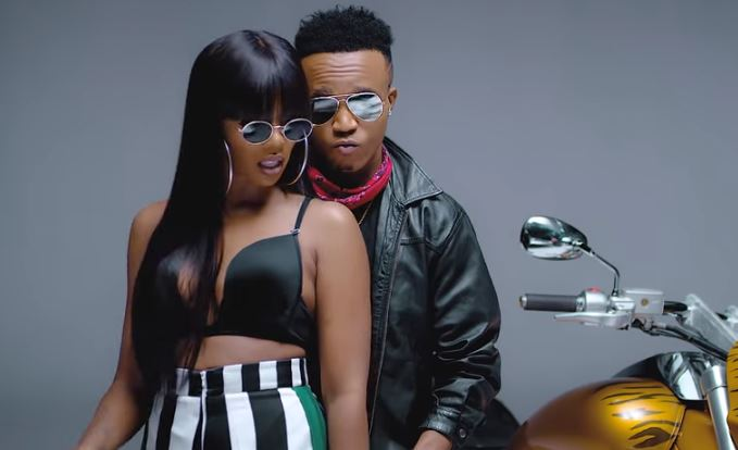 Download - [Download Video] Humblesmith Ft. Tiwa Savage – Attracta Humble12