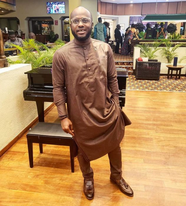 Comedian I Go Save Ties Knot With His Fiancee As They Hold A Customary Wedding I-go-s10