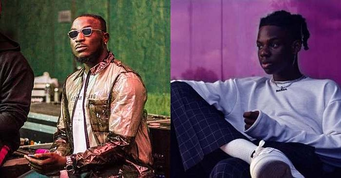 """I No Even Know Where Bbnaija House Dey"" – Peruzzi Debunks Rumours That He Slapped Rema I-no-e10"