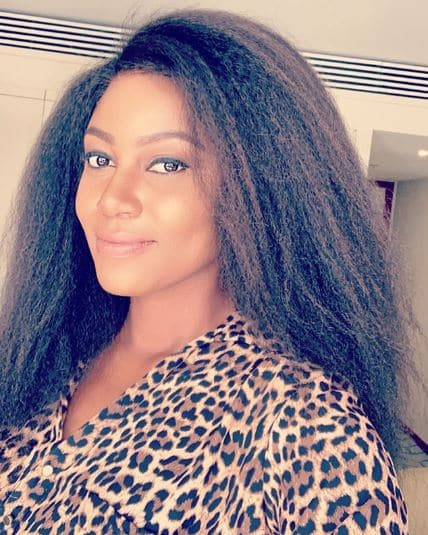 I'm no more with my baby daddy – Yvonne Nelson confirms breakup rumour (video) Iam-no11