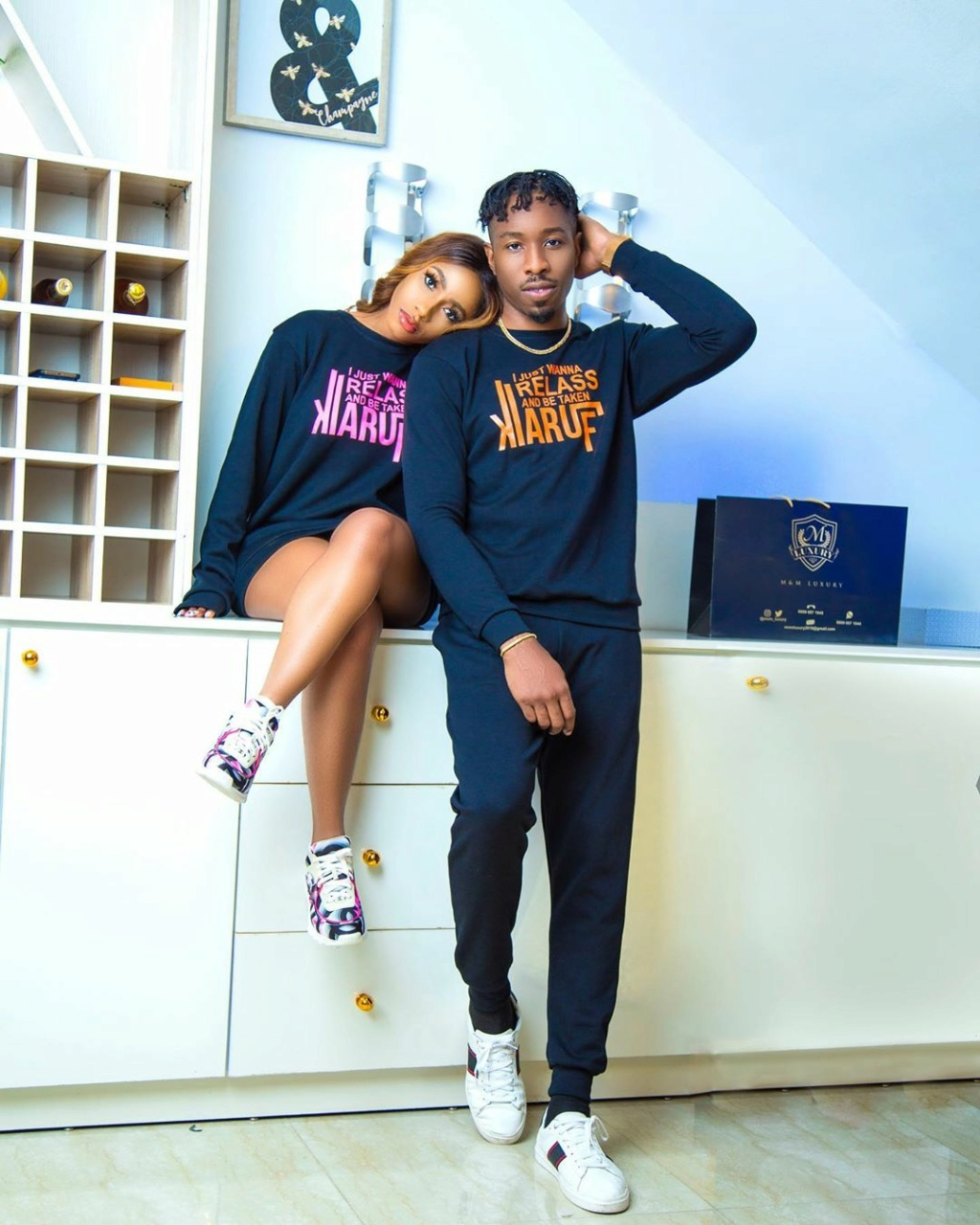 Mercy Eke Receives $10,000 Cash Gift From Her Lover, Ike On Her Birthday (Video) Iam_ik10