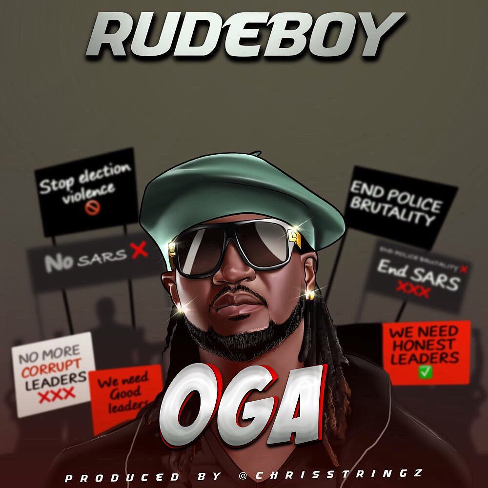 [Music] Rudeboy – Oga | Download Mp3 Iamkin10