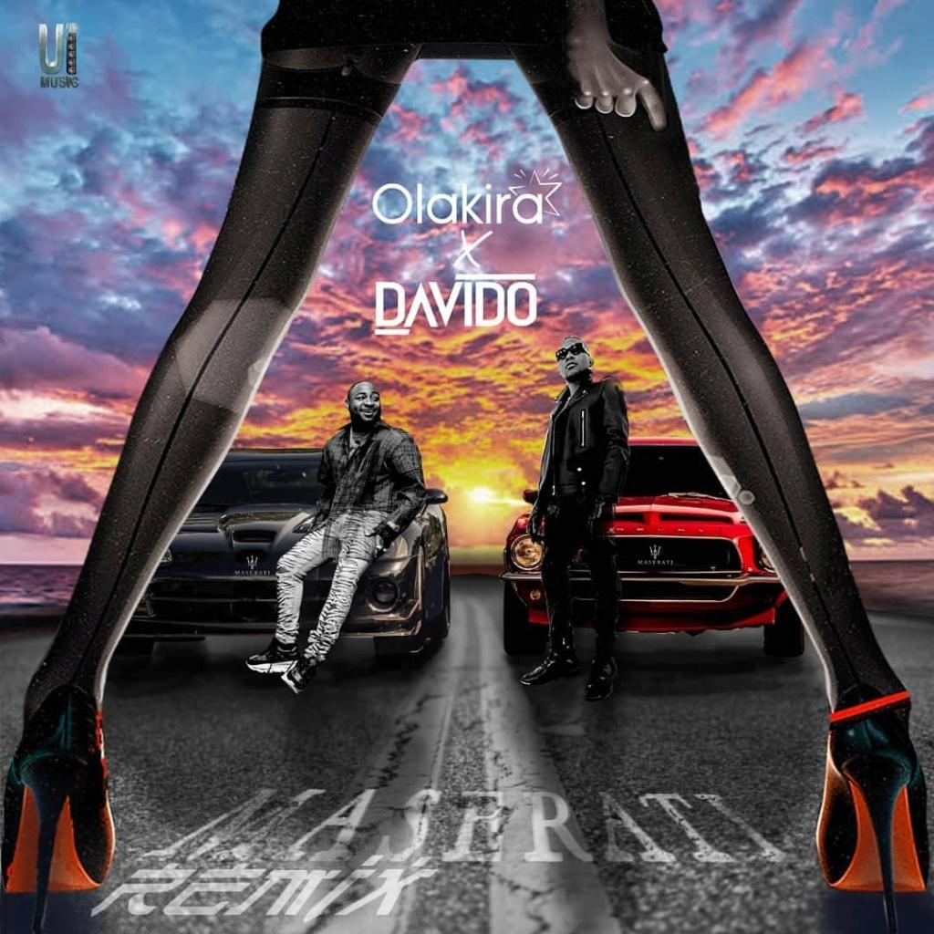 [Lyrics] Olakira – In My Maserati (Remix) ft. Davido Iamola11