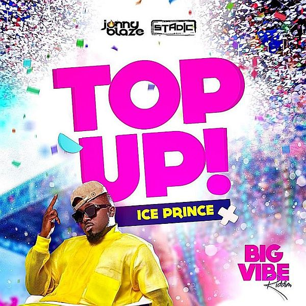 [Music] Ice Prince – Top Up | Mp3 Ice-pr21