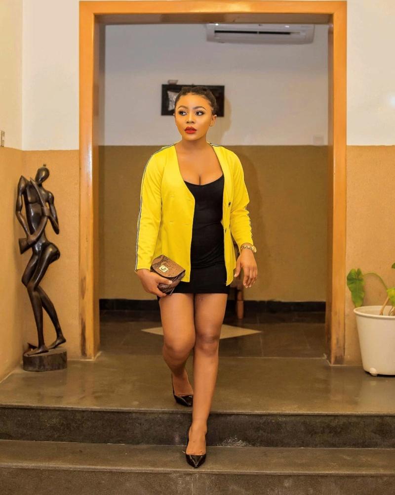 I Will Remain A Virgin For The Year 2020 – Ifu Ennada Says Ifu_en10
