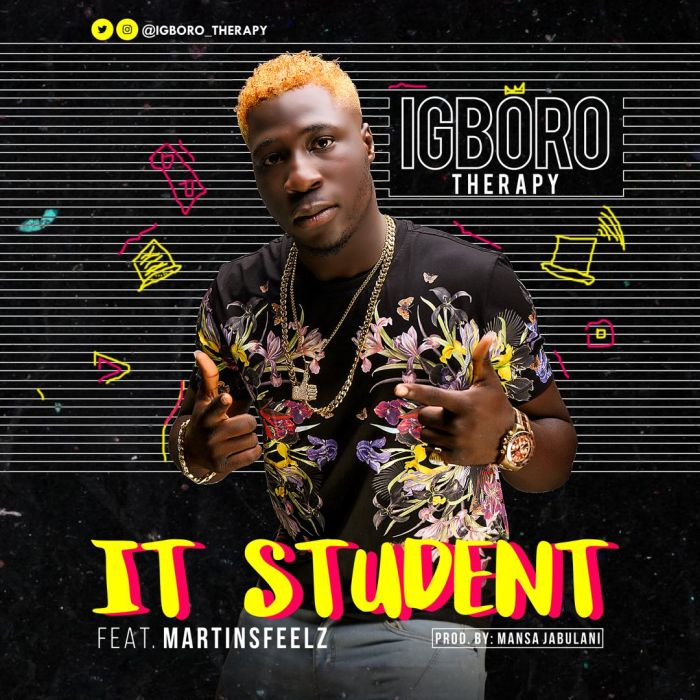 [Download Music] Igboro Therapy Ft. Martinsfeelz – IT Student Igboro11